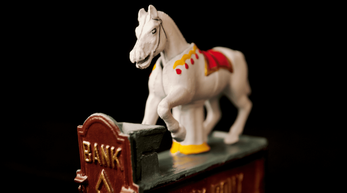 how to find the value of antique coin banks