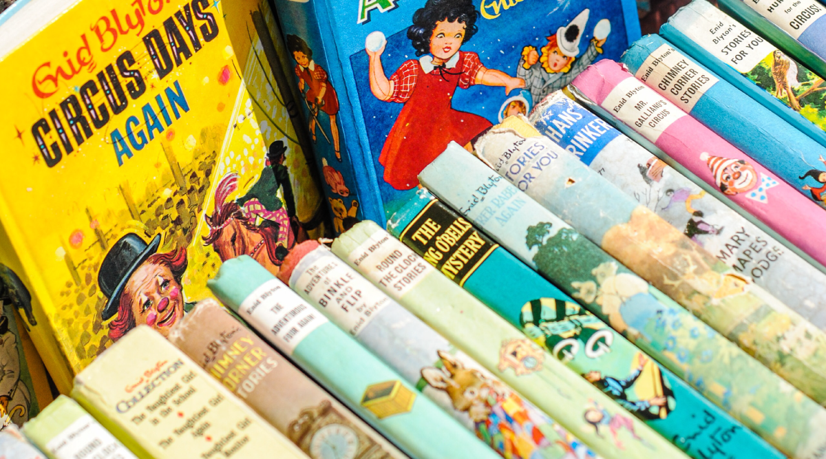 List of Collectible Children's Books