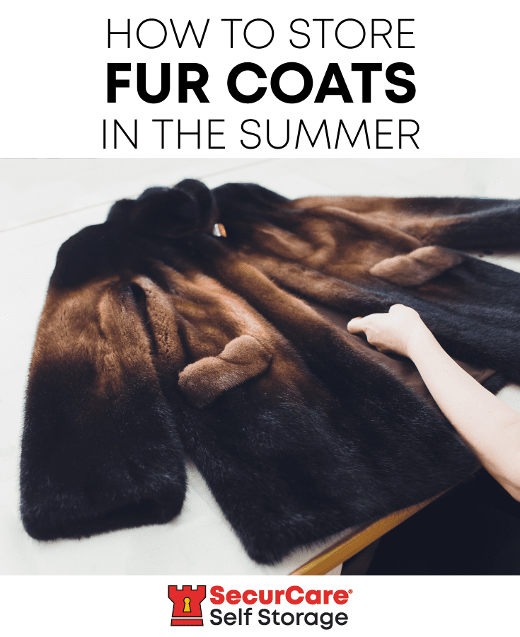 How To Store a Fur Coat in the Summer