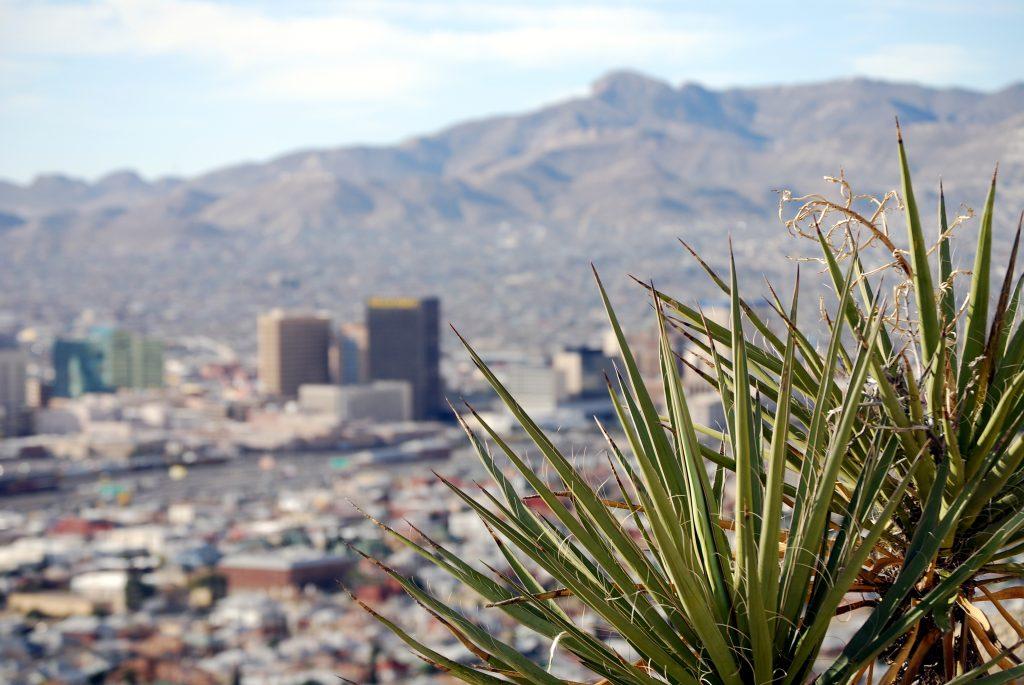 Living in El Paso