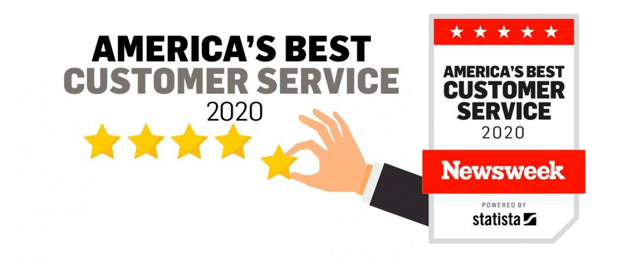 SecurCare Self Storage was named with American's Best Customer Service by Newsweek.