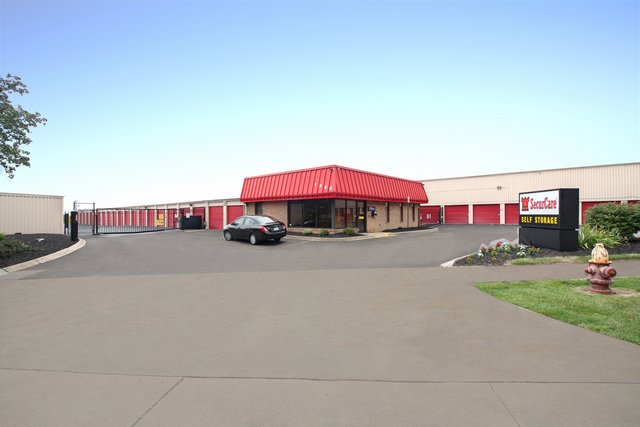 SecurCare Self Storage Euclid facility exterior