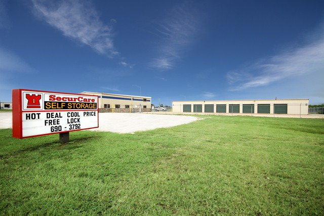 SecurCare Self Storage College Station facility