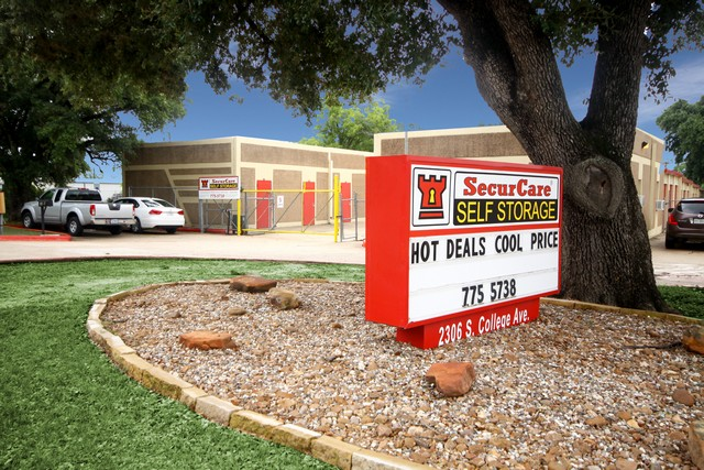 SecurCare Self Storage Bryan