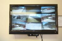 SecurCare Self Storage OKC security monitor