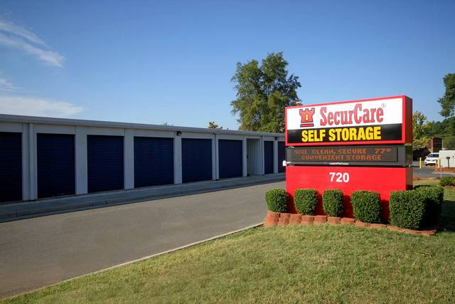 SecurCare Self Storage Matthews SecurCare Self Storage Matthews facility exterior