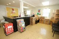 SecurCare Self Storage Mt Holly office and moving supplies