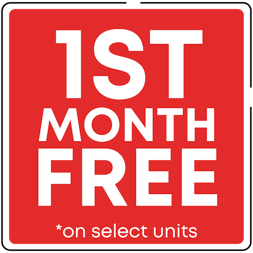 First Month Free