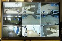 SecurCare Self Storage Bossier City security monitor