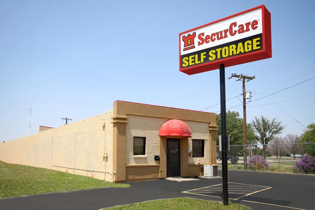 SecurCare Self Storage Odessa facility