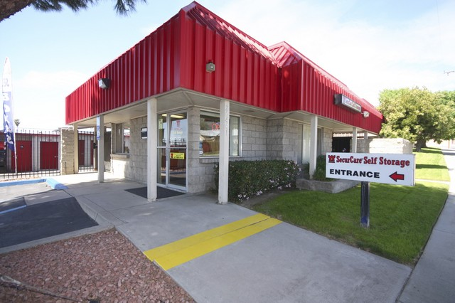 SecurCare Self Storage Highland Facility Exterior