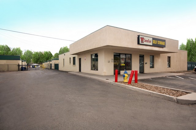 SecurCare Self Storage Colorado Springs Facility Exterior