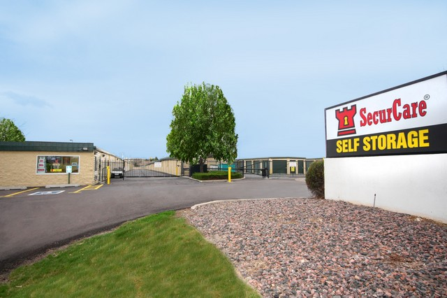 SecurCare Self Storage Ft. Collins Facility