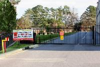 SecurCare Self Storage Fayetteville access gate